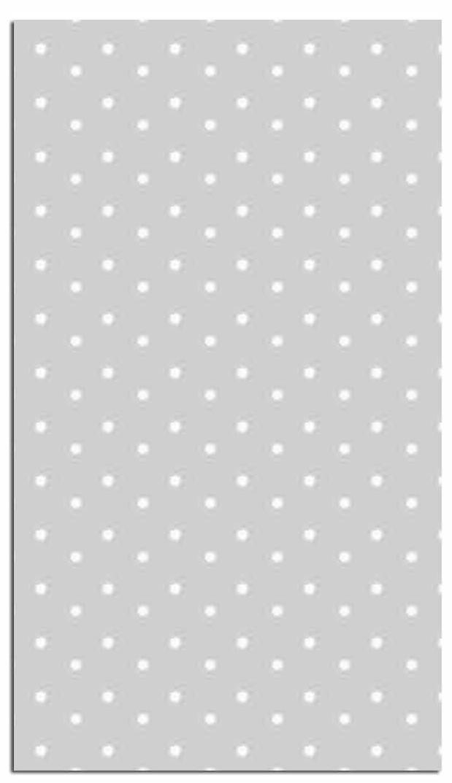 41015 Bolsa 10X20 Puntos Blancos Image