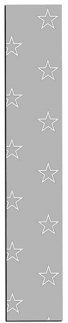 41108 Bolsa 5X25 Estrellas Blancas Image