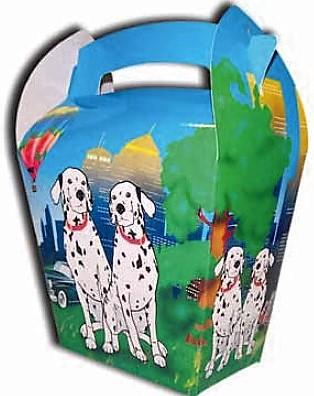 40850 Caja Baul Brillo Dalmata Image