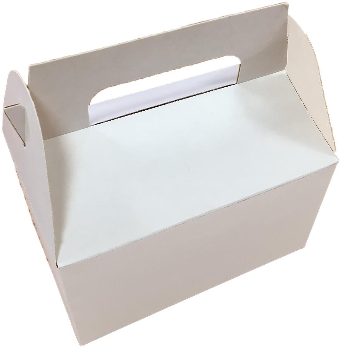 40013 Caja Maletín Anónima Blanca Image