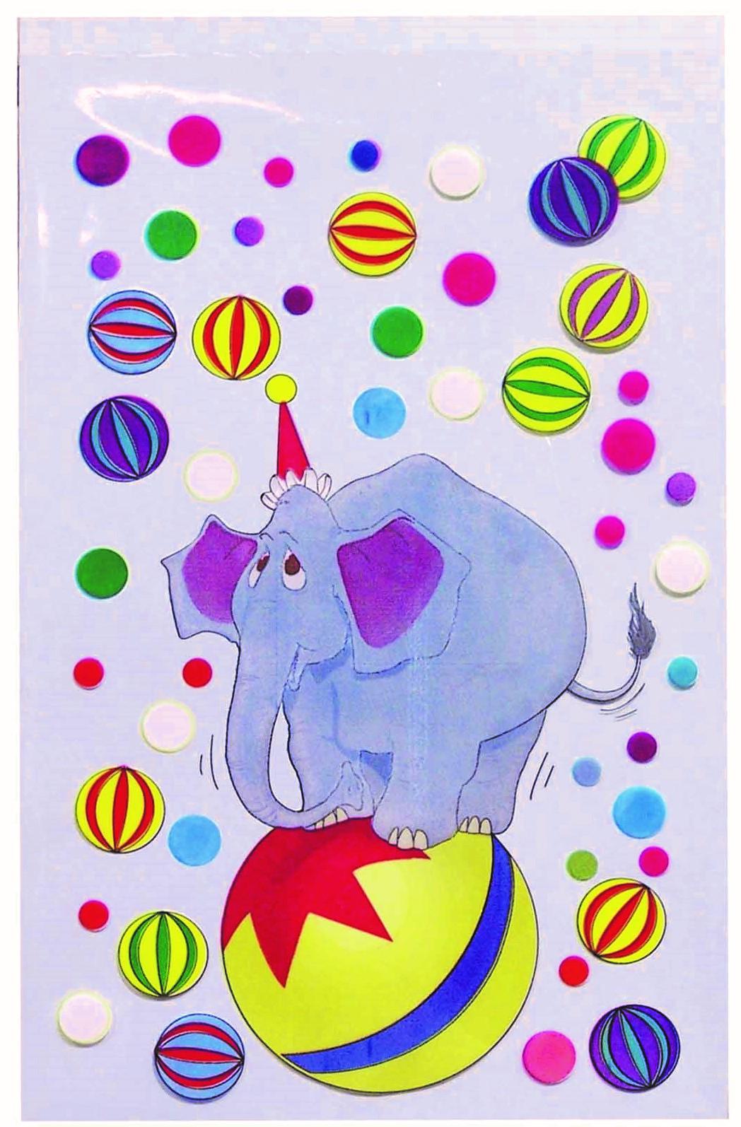 40740 Bolsa 20X30 Elefante Image