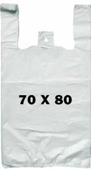 40425 Bolsa Asa Blanca Baja Presión 70X80 Image