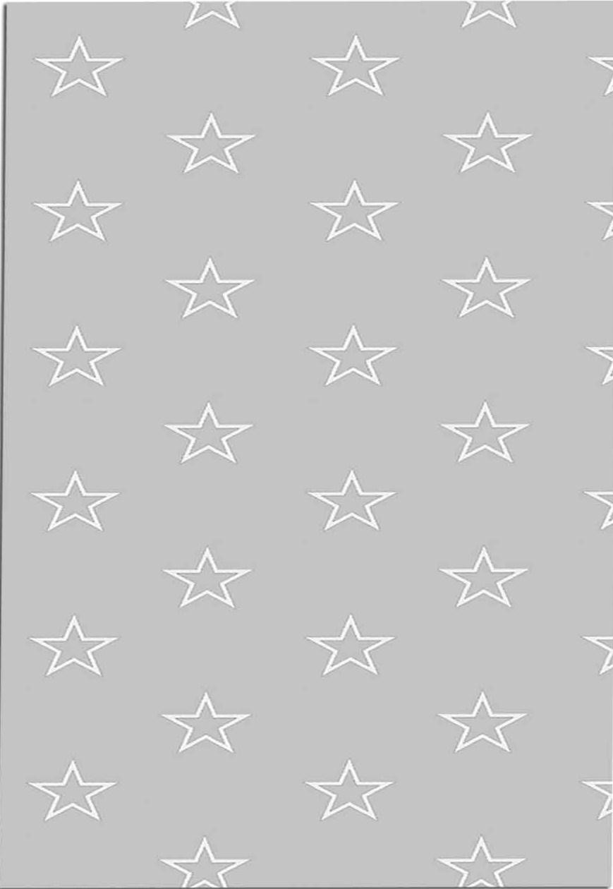 41122 Bolsa 20X30 Estrellas Blancas Image