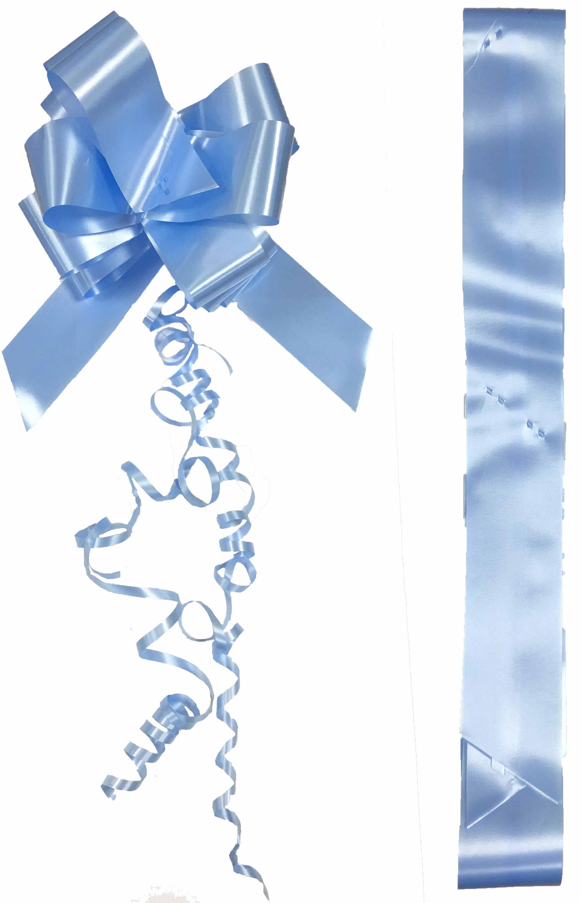 41197 Lazo Automático 50mmX150cm Azul Claro Image