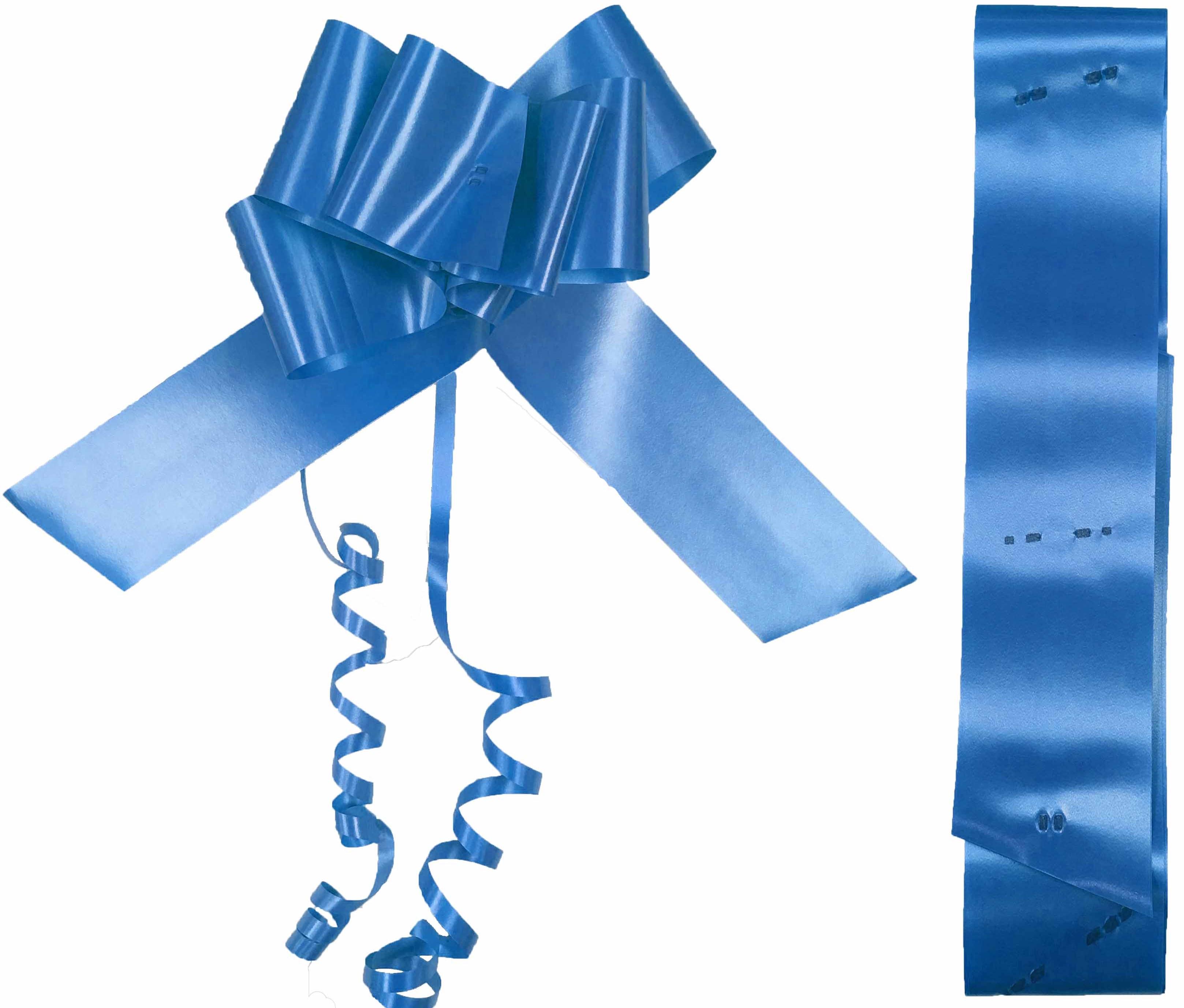 40523 Lazo Automático 50mmX70cm Azul Image